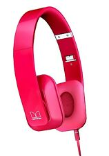 Nokia WH-930 Magenta Purity HD Cablata On-Ear Cuffie Stereo By Monster / Nuovo
