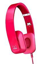 NOKIA WH-930 Magenta purezza HD cablata On-Ear Cuffie Stereo da mostro/Nuovo di Zecca