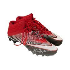 Matthew Stafford Autographed Red Nike Cleats - Fanatics
