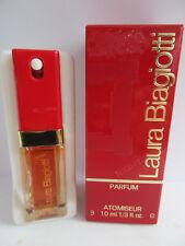 Laura Biagiotti Night 10ml reines Parfum Spray ! Rarität!