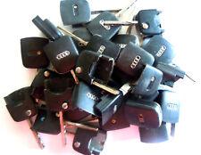 keyless remote flip key head Audi chip id 48 Hlo4D0837231N transponder ignition