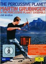 Martin Grubinger & The Percussive Planet Ensemble - Live in Köln (DVD) NEU&OVP!