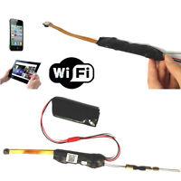 Mini Wireless HD 1080P Hidden Camera WiFi Module DVR Video IP P2P Recorder NEW T