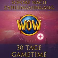 WoW - World of Warcraft 30 Tage Spielzeit | Gametime | Gamecode