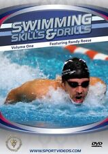 Swimming Skills and Drills Vol. 1 - Instructional DVD - Lessons for Every Stroke