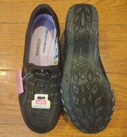SKECHERS Women's Slip On Relaxed Fit Memory Foam SNEAKERS Black Colors New Shoes