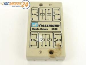 E163 Viessmann 5552 Steuerungszubehör Elektronisches Relais