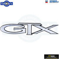 """1970 70 Plymouth """" GTX """" Script Grill Grille Emblem OER New 2949992"""