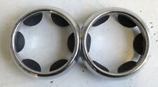 Genuine Used MINI Chrome Centre Console Front Cup Holder Trim for R50 R52 R53