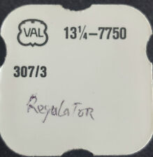 Valjoux Caliber 7750 Part Number 307/3 (Regulator+Stud Holder+Holder)