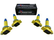 4 Pack Ignition Coils for 00-17 Toyota Camry Echo Prius Yaris Scion XA XB 1.5L
