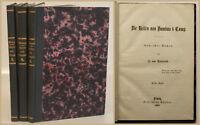Winterfeld Die Reisen von Bambus & Comp. 3 Bde 1865 Literatur Erzählungen sf