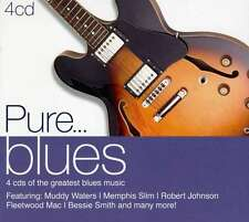 Pure...Blues _ BOX [4 CD] SONY MUSIC