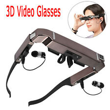Vision 800 3D VR Virtual Video Glasses Android 4.4 WiFi Bluetooth +5MP HD Camera