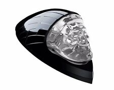 2014-2017 INDIAN CHIEF CHIEFTAIN ROADMASTER BLACK WAR BONNET FRONT FENDER LIGHT