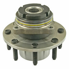 DTA Front Hub Assembly 1999 Ford F250 F350 F450 F550 Super Duty 4WD With ABS