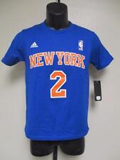 Nuevo Langston Galloway #2 New York Knicks Youth M 10/12 Adidas Camiseta