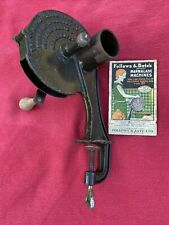 More details for vintage the rapid marmalade cutter by follows and bate