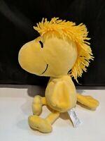 Kohls Cares WOODSTOCK Plush Peanuts Charlie Brown Yellow Bird Stuffed Animal