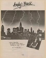 Andy Gibb '45 Bee Gees advert 1980
