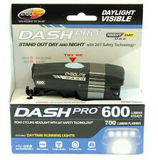 Cygolite Dash Pro 600 Rechargeable Bicycle Headlight
