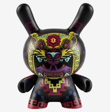 """Kid Robot 5"""" Urban Aztec Dunny Jesse Hernandez Cosmic Jaguar Exclusive Dunny"""
