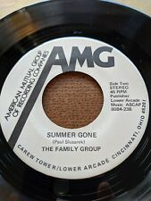 45rpm AMG 8084-23 The Family Group ‎– Jump, Dance, Shout / Summer Gone