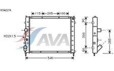 AVA COOLING SYSTEMS Radiador Para RENAULT KANGOO RTA2174