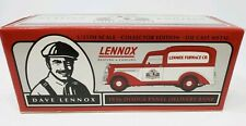 Lennox Furnaces 1936 Dodge Panel Delivery Van Truck Collector Bank NEW