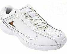 NEW POWER STUNT PRO CHEERLEADING SHOE 7489 WHITE SIZE YOUTH 12 W/ COLOR INSERTS