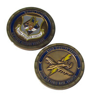 US Air Force Reserve 476th Fighter Group Moody AFB Georgia Challenge Coin