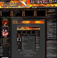 Toplevel-Domain www.jeanclaudevandamme.de, auf Wunsch inkl. Projekt kostenlos