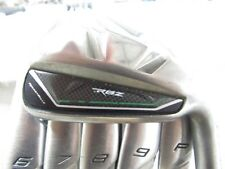 Used Taylormade Rocketballz Iron Set 5-P 65g Stiff Flex Graphite Shafts