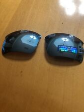 Authentic Oakley Flak 2.0 Xl Prizm Deep Water Polarized Lenses Only