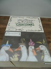 christmas paper placemats x 60 new and sealed