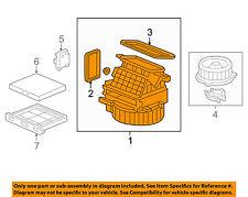 HONDA OEM 06-14 Ridgeline HVAC-Blower Assy 79305SJCA01