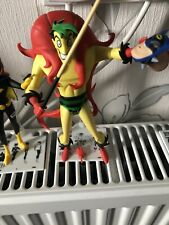 The New Batman Adventures Animated Series The Creeper #11 Action figure.