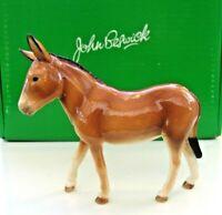 JOHN BESWICK Ceramic Horses 2007 - DONKEY