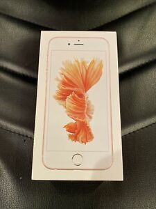 Apple iPhone 6S- 32GB - Rose Gold Brand New/Factory sealed MRPP2LL/A.