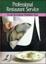 Professional Restaurant Service by ecole Technique H?teli?re Tsuji