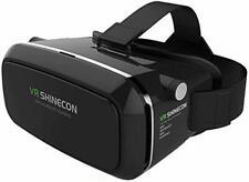 VR Shinecon Gafas VR de Realidad Virtual 3D, Negro