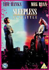 SLEEPLESS IN SEATTLE - COLLECTORS EDITION - DVD - REGION 2 UK