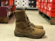 Under Armour FNP Mens Tactical Boots 8 inch Brown/Tan 1287352-728 NEW Size 8.5