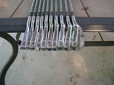 New MacGregor MT Colorkrom Reg. M85 Tour Forged  Irons 2-SW  Steel Shaft Stiff