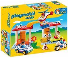 Playmobil 5046 Police Ambulance Station Free Postage Brand New