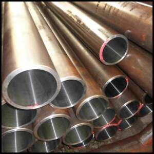 mild steel round tube customized order