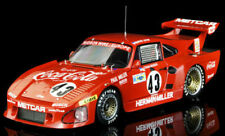1/18 TSM True Scale Miniatures 1981 Porsche 935 K3 LeMans #43 Bob Akin Coca Cola