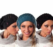 Damen-Schirmmützen/Ballonmütze Mützen aus Acryl