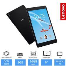 """Lenovo Tab 4 Plus 8"""" comprimido, Qualcomm ocho núcleos CPU, 3GB Ram, 16GB, Android 7.0"""