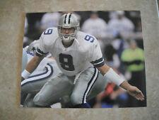Tony Romo Color 8x10 Photo Dallas Cowboys Football NFL Promo Picture #3